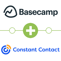 Basecamp to Constant Contact