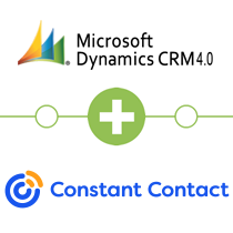 Microsoft Dynamics CRM 4.0 to Constant Contact