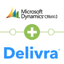 Microsoft Dynamics CRM 4.0 to Delivra