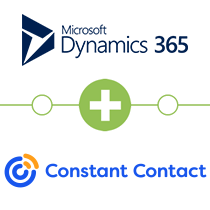 Microsoft Dynamics CRM to Constant Contact