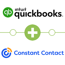 QuickBooks Online to Constant Contact