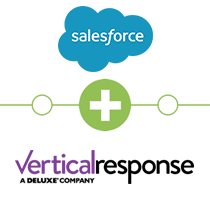 Salesforce.com to VerticalResponse