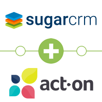 SugarCRM to Act-On