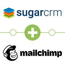 SugarCRM to MailChimp
