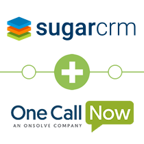 SugarCRM to One Call Now