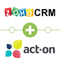 Zoho CRM to Act-On