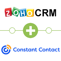 Zoho CRM to Constant Contact